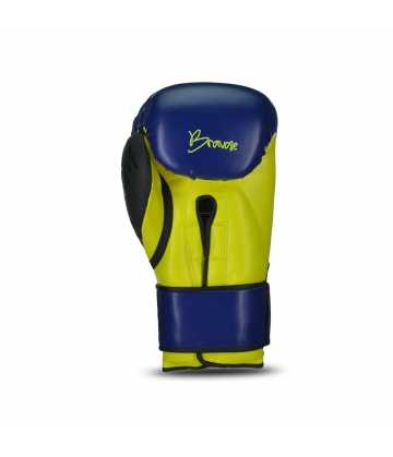Bravose Nemesis Premium Quality Blue Boxing Gloves for Bag and Sparring