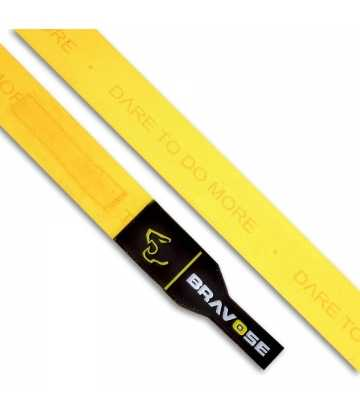 Professional 4.5m Hand wraps – Yellow