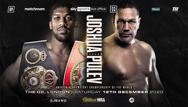 "Anthony Joshua's ""sole focus"" for December title defence"