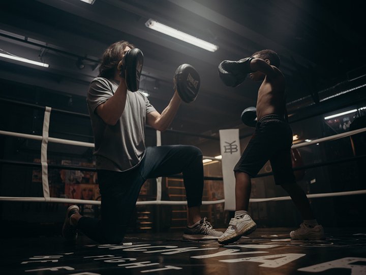 Boxing for youngsters: The benefits