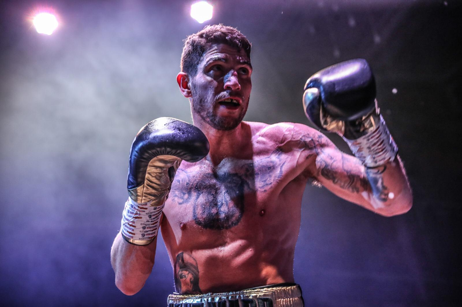Brian Rose has called out Scott Fitzgerald after his win against James Hagenimana.