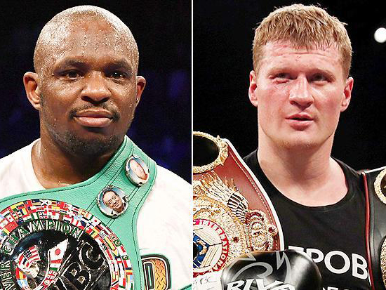 Bravose Previews: Dillian Whyte vs Alexander Povetkin